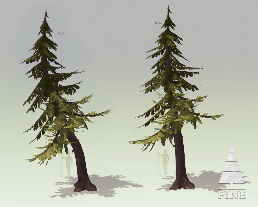 Pine | Pine DevBlog #7 - Throws and Teeth